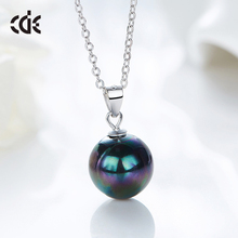 Chinese Pearls Wholesale 925 Sterling Silver Pearl Necklace Jewelry
