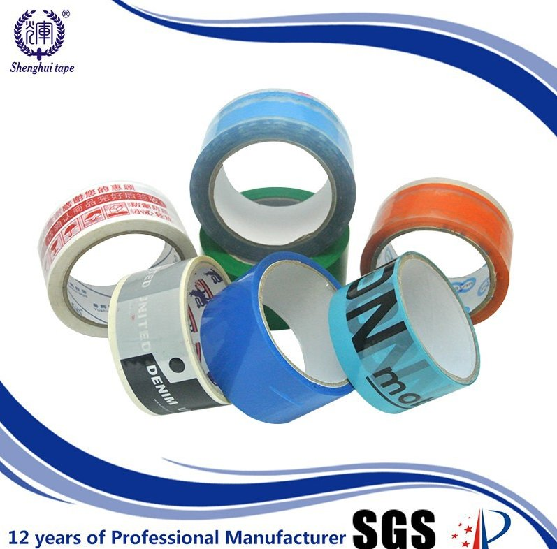 Alibaba China Wholesale Custom Packing Tape Roll