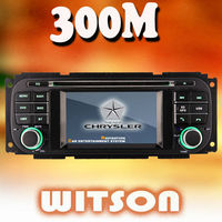 WITSON CHRYSLER 300M car dvd gps 2 din with Dual Zone Function