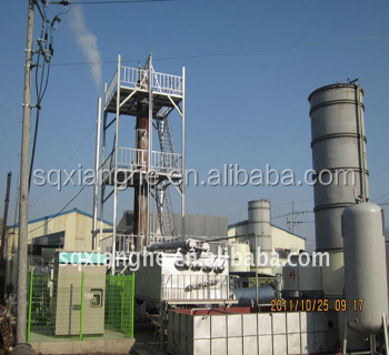 Crude Oil Refining Distillation Unit With Vacuum Device