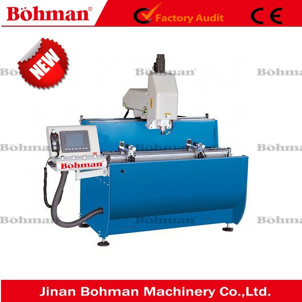 Small and Cheap CNC Aluminum Profile Milling And Drilling Machine