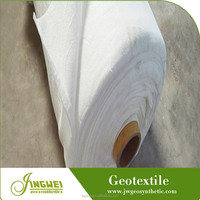 Reinforced uv control road geotextile PP rolls