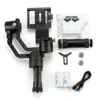 F18164 Zhiyun Crane 3 axle Handheld Stabilizer 3-axle gimbal for DSLR Canon Cameras Support 1.2KG
