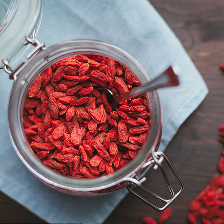 Chinese Wholesale Frozen Food Goji For Help Blood Pressure