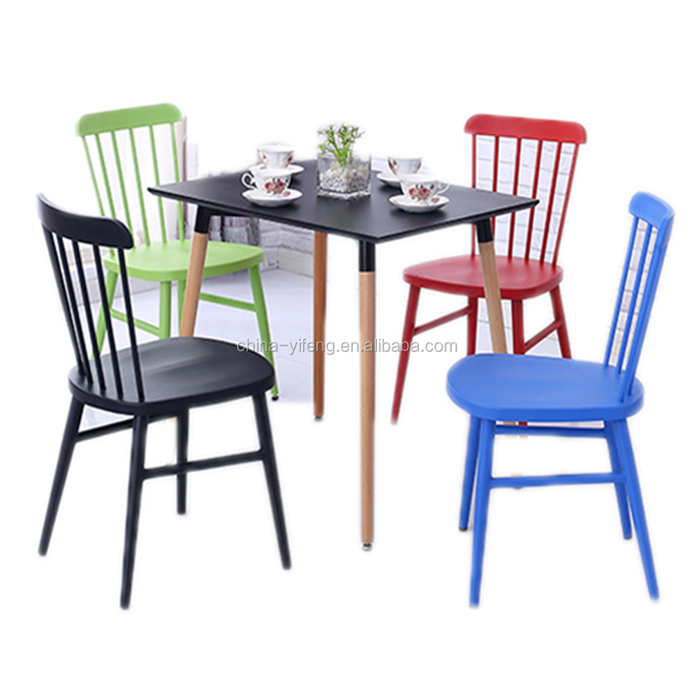 Colorful chairs to your dining colorful chairs to your for Colorful dining chairs