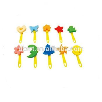 With 9 years experience,factory directly,Sponge Brush Set