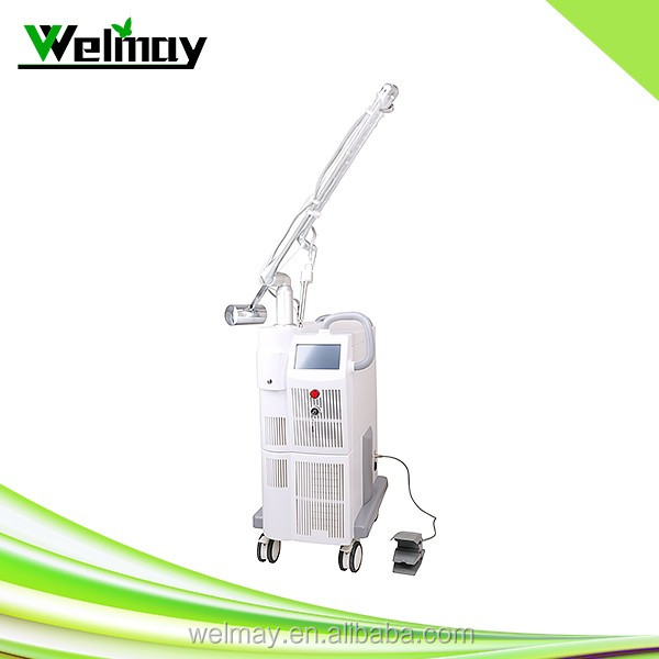 latest technology fractional co2 laser / stretch scar removal vaginal tightening fractional c02 laser equipment
