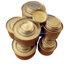 Wholesale Liquid Fuel Alcohol Can Screw Cap Little Chafing Dish Can Empty Tin Can