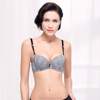 New Design Young Sexy Ladies Thermoweld Fused Seamless Ladies Underwear Cotton Bra