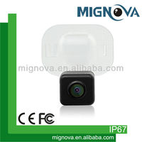 High quality waterproof night vision for hyundai verna rearview camera