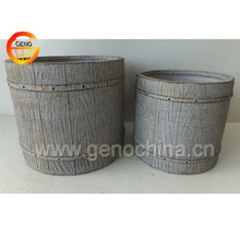 decorative garden large planters/ flower pot wholesale
