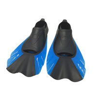 Consum Logol Rubber Adult Professional Diving Flippers