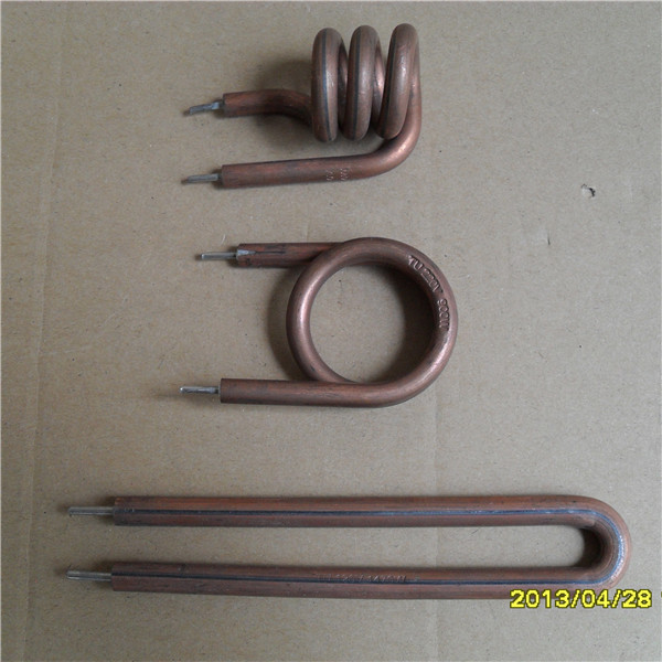 high efficiency splendid copper electric heating element
