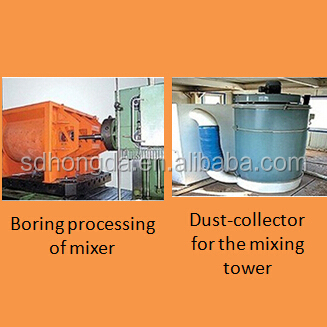 New Designed YHZS60 Mobile Concrete Mixing Plant with CCC/ISO9001 Certificate on Sale