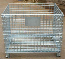 Evergreat Hot Dipped Galvanized pet preforms wire container