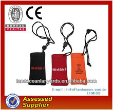 Most popular neck strap with mobile pouch