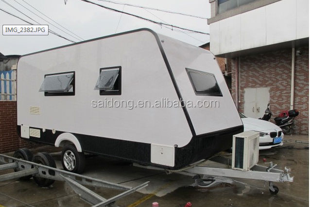 2014 New Offroad Camper Trailer with Australia Standard/Mobile Home for Sale