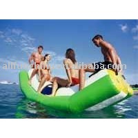 inflatable totter water toy,inflatable teeter totter,
