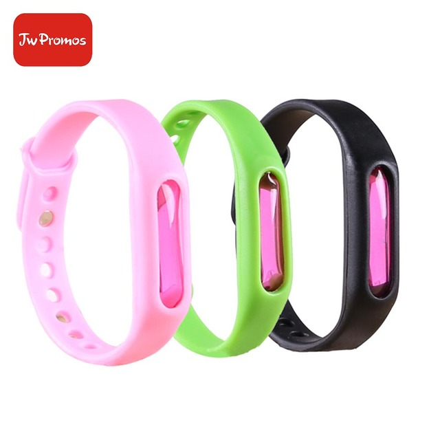 Wholesale in stock Pure natural baby adult mosquito repellent bracelet wristband