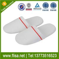 New design spa are slippers shoes with printing logo