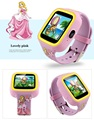 Safe Kid GPS Smart Watch Phone Wristwatch SOS Call GSM Locator Map safty Tracker