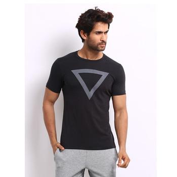 black plain mens body fit t shirt buy mens body fit t