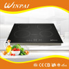 Touch control electric four burners induction electric stove cooktop