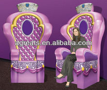Party inflatables, inflatable throne on sale