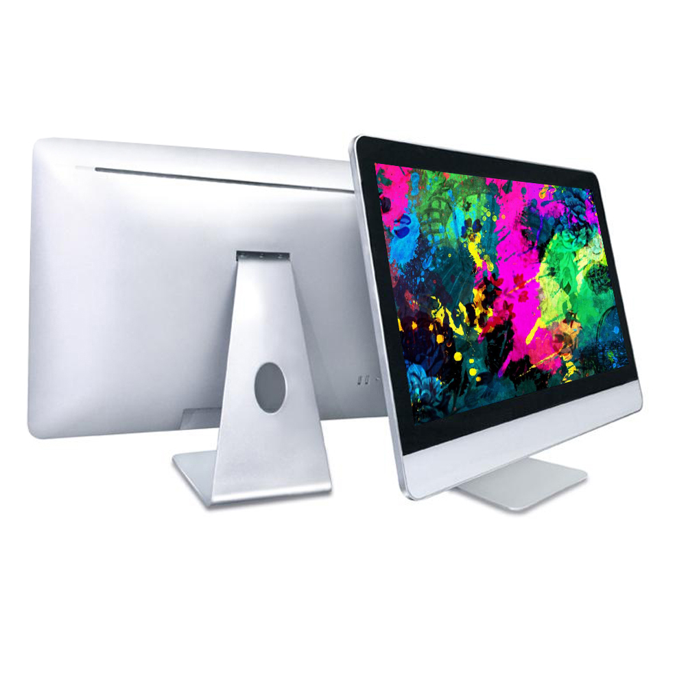 "Yes Widescreen and 24""Screen Size aluminium alloy case all in one pc"