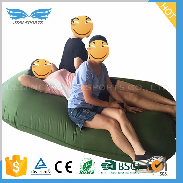 Colorful Durable Inflatable Air Bed Sofa
