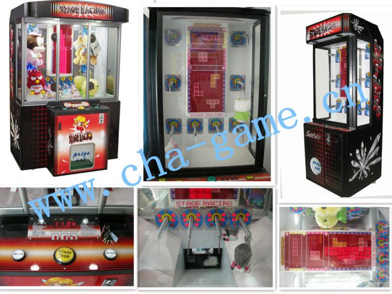 Push Win Toy Crane Machine Gift Machine Popular In Malaysia - Buy ...