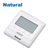 Floor Heating Room Thermostat Digital LCD