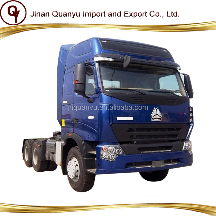 Sinotruck Howo 6x4 Tractor Truck head low price for sale