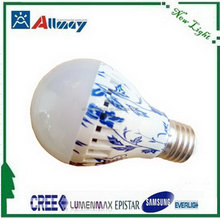 Newest high power 4w sound sensor time delay led bulb light
