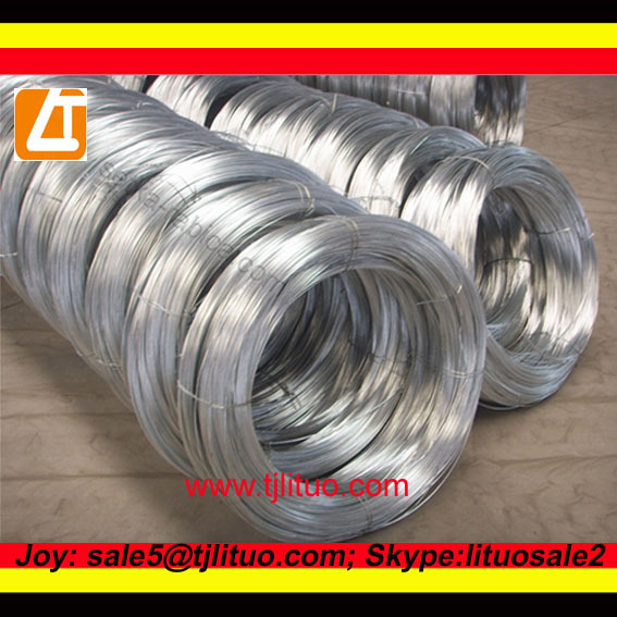 enamel coated iron wire