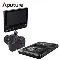 "Aputure 7"" On-Camera Field Portable HD Monitor with HDMI input & 5D II Camera Mode"