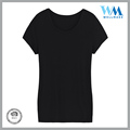 hot sales colors short slves durable 100 ctn black tshirt