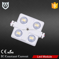 Good quality good brightness 5730 4led square IP65waterproof led modules dc12v with ce rohs for led billboard