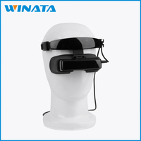 84inch virtual reality 1080p smart eyewear video glasses home theater projectors
