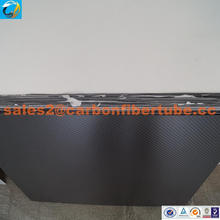 Supper glossy and high strength Carbon Fiber Plate with good price