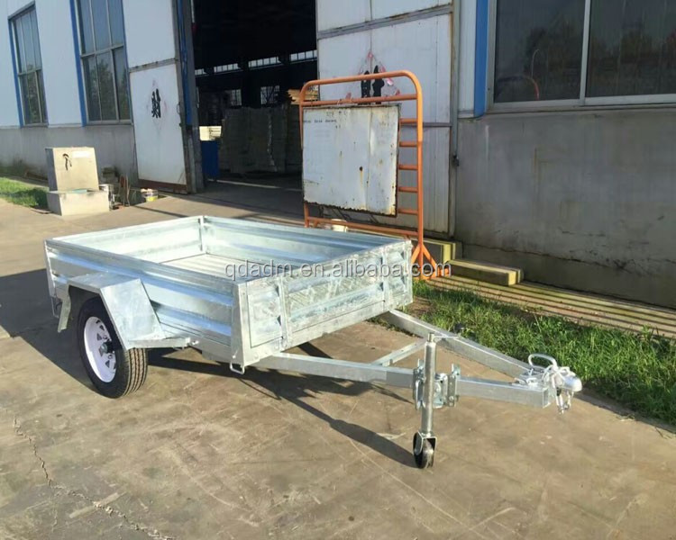 Strong Cage Farm ATV Box Trailer