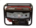 China Supply Portable Open Type Dual Fuel (Gasoline and Gas) 3000 watt Generators for Sale