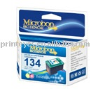compatible ink cartridge HP 134