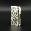 2017 The Tesla Newest Mod Tesla steampunk series Tesla Nano 120w With Unique Modelling and High Quality!