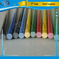 High Strength Flexible Durable Fiberglass Pultruded Rod manufacturer