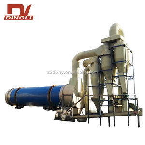 Dingli Customized Complete Dryer and Granulator Wood Sawdust Pellet Making Production Line
