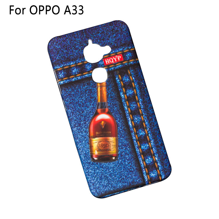 2017 For OPPO A33 TPU cell phone Cover Luminous Case For OPPO A33