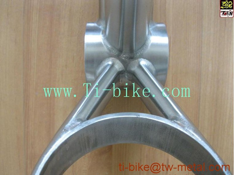 High Grade Titanium Alloy Fat Tire Snow Bike 26 inch MTB Mountain Bike frame made in china