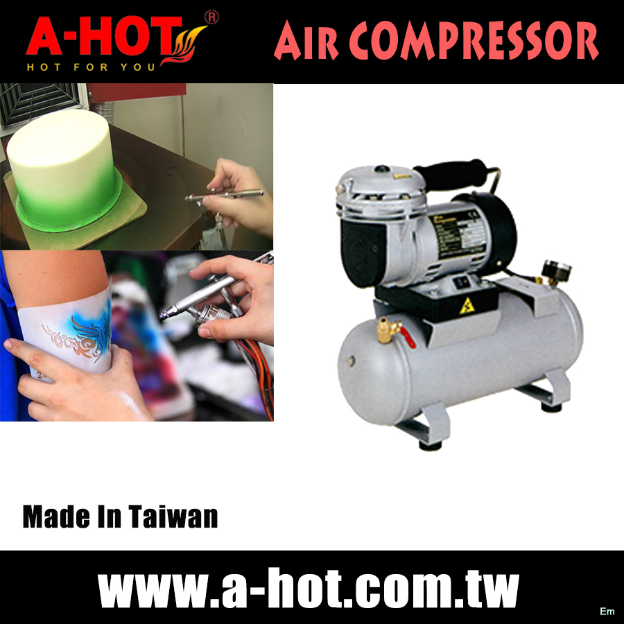 High Quality oilless diaphragm airbrush system compressor
