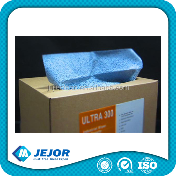 Blue Non Woven Economical Industrial Wiper